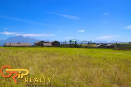 Oubaai Golf Resort _ vacant stand