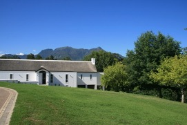 Fancourt - Vacant plot